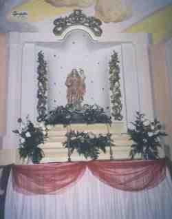 Altar da Padroeira